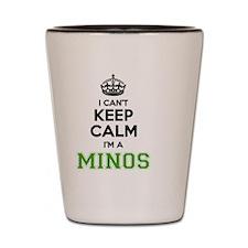 Cool Mino Shot Glass
