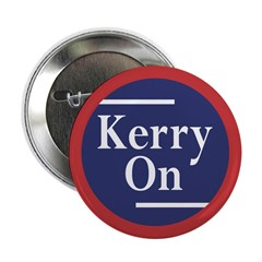 Kerry On Button