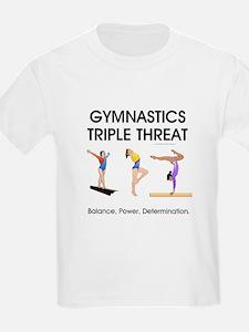 TOP Gymnastics Slogan T-Shirt