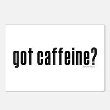 got caffeine? Postcards (Package of 8)