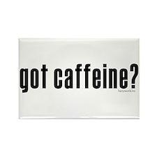 got caffeine? Rectangle Magnet (10 pack)
