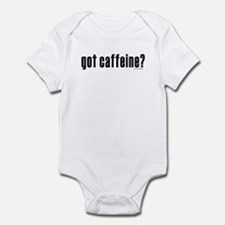 got caffeine? Infant Bodysuit