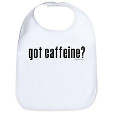 got caffeine? Bib