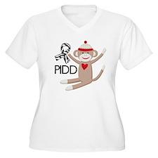 PIDD Awareness mo T-Shirt