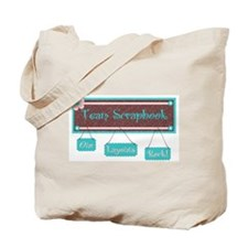 Our Layouts Rock! Tote Bag