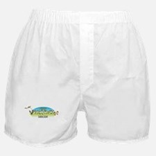 Happy B-Day Darian (farm) Boxer Shorts