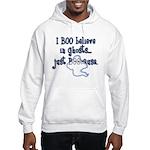 Boo Believe Hooded Sweatshirt