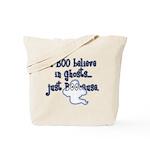 Boo Believe Trick or Treat Bag