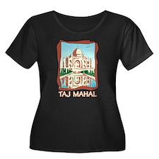Retro Taj Mahal T