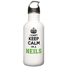 Funny Neil Water Bottle