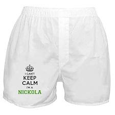 Cute Nickolas Boxer Shorts