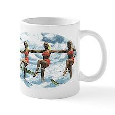 Show Ski Ballet Line Mug Mugs