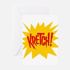 Kretch! Greeting Cards (Pk of 10)