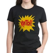 Kretch! Women's Violet T-Shirt