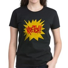 Kretch! Women's Violet T-Shirt