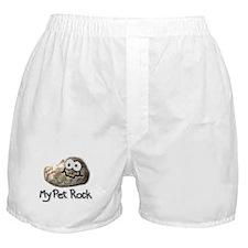 My Pet Rock Boxer Shorts