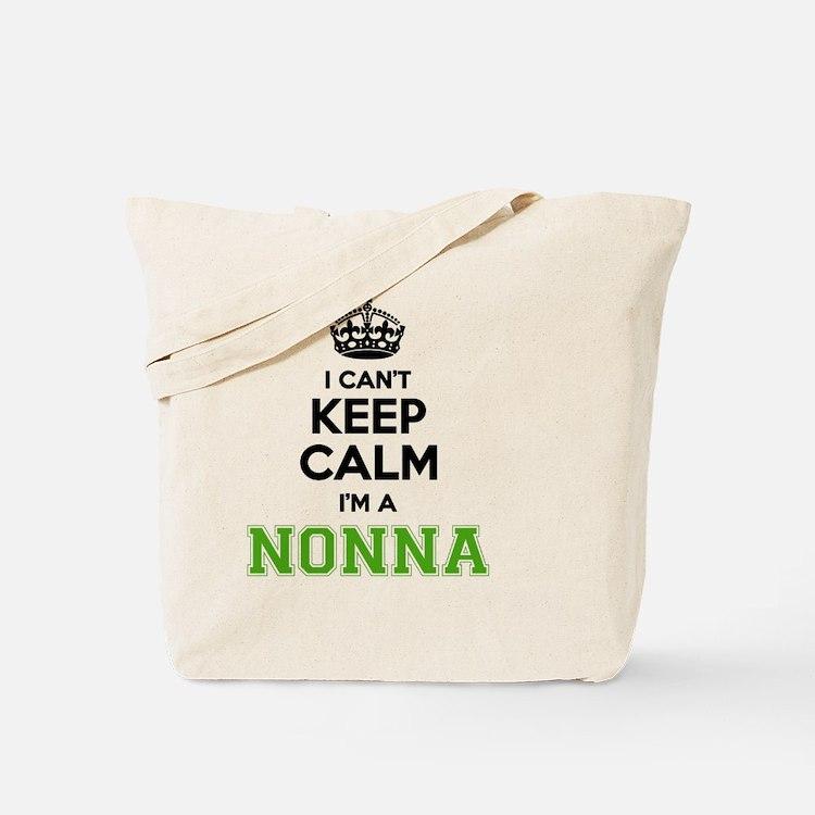 Cute Nonna Tote Bag