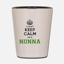 Cute Nonna Shot Glass