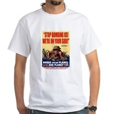 Stop Bombing Us - Friendly Fire Shirt