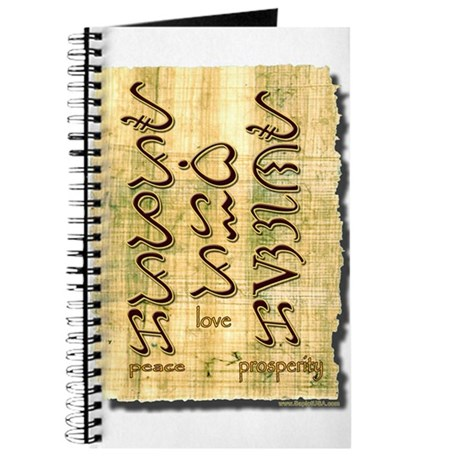 Peace Love and Prosperity Journal