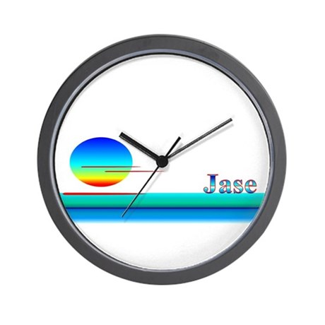 Jase Wall Clock