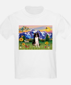Mt Country & Border Collie T-Shirt