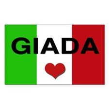 Giada Rectangle Decal