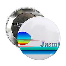 "Jasmin 2.25"" Button (10 pack)"
