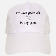86 dog years 3 Baseball Baseball Baseball Cap