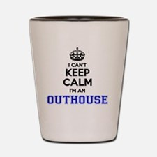 Cool Outhouse Shot Glass