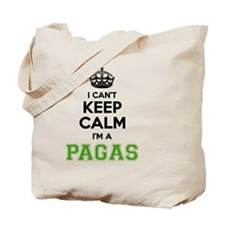 Cute Paga Tote Bag