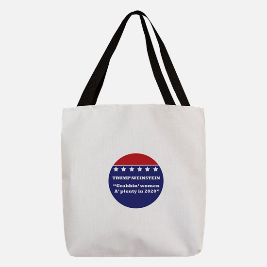 The Disgusting Duo Polyester Tote Bag
