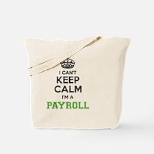 Unique Payroll Tote Bag