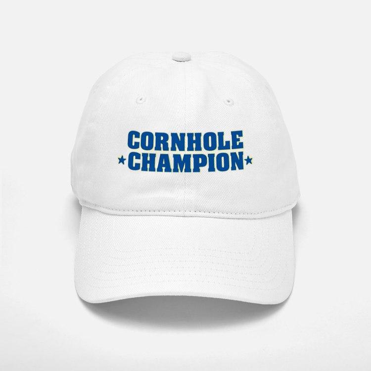 Cornhole * Champion * Baseball Baseball Cap