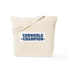 Cornhole * Champion * Tote Bag