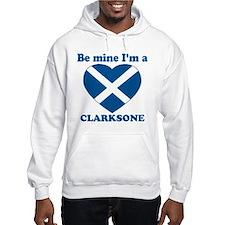 Clarksone, Valentine's Day Hoodie