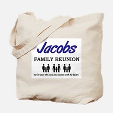 Jacobs Family Reunion Tote Bag