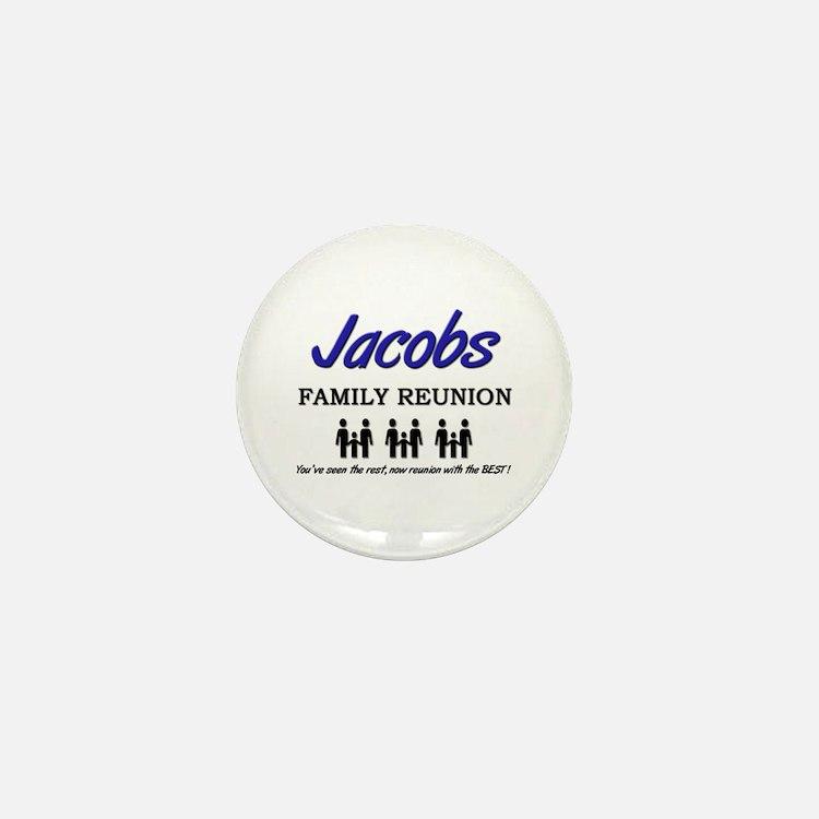 Jacobs Family Reunion Mini Button