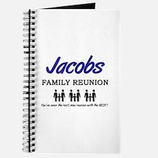 Jacobs Family Reunion Journal