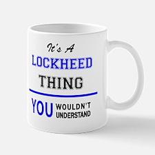 Funny Lockheed Mug