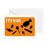 iTreat Greeting Cards (Pk of 10)