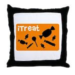 iTreat Throw Pillow