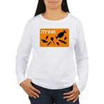 iTreat Women's Long Sleeve T-Shirt