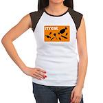 iTreat Women's Cap Sleeve T-Shirt