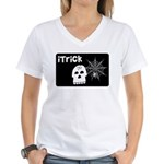 iTrick Women's V-Neck T-Shirt