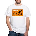 iTreat White T-Shirt