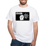 iTrick White T-Shirt