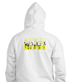 Field Hockey - Yellow - Hoodie