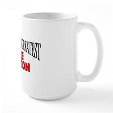 """The World's Greatest Fire Station"" Mug"