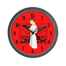 Samurai Jack Wall Clock
